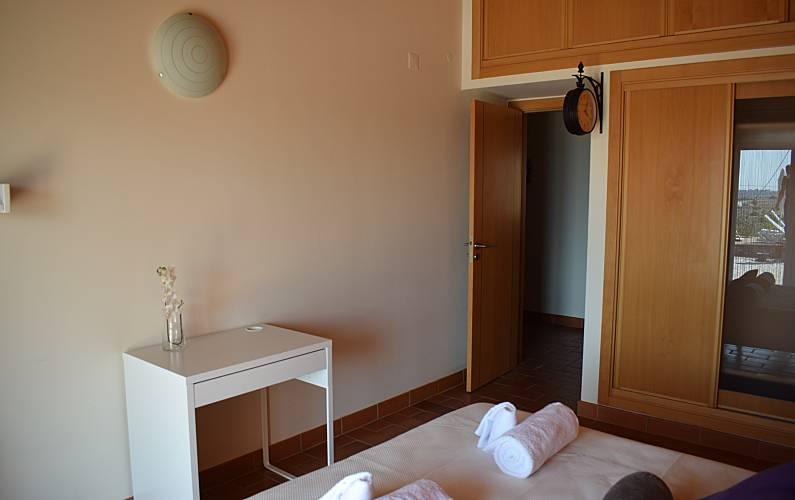 Immaculate Bedroom Algarve-Faro Lagos House - Bedroom
