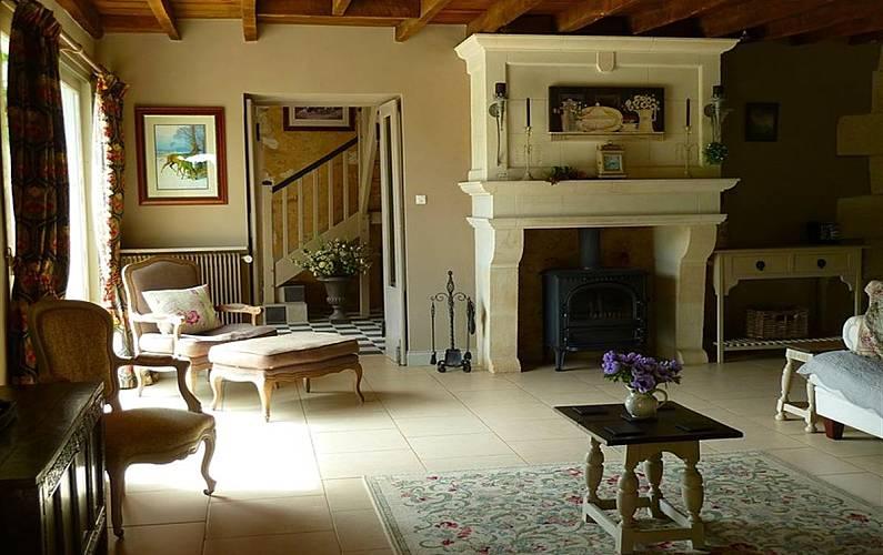 Casa Cozinha Dordogne Sorges Casa rural - Cozinha