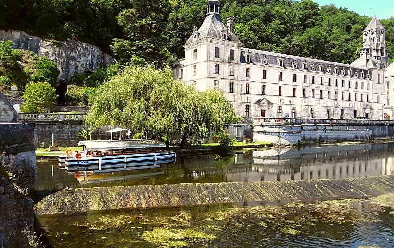 Casa Dordogne Sorges Casa rural -