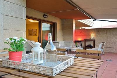 Apartamento en alquiler a 5 km de la playa Pontevedra
