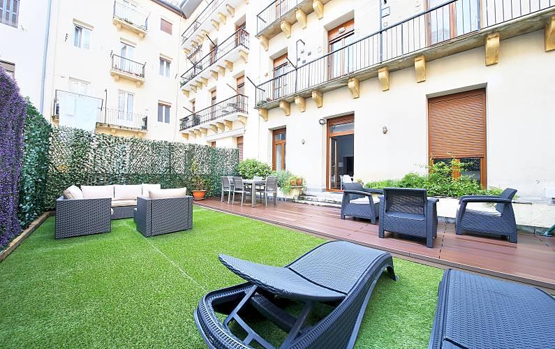 Appartamento Guipúzcoa San Sebastián Appartamento -