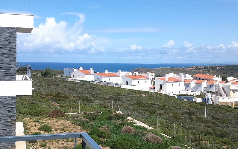 Vivenda Vistas da casa Algarve-Faro Aljezur vivenda - Vistas da casa