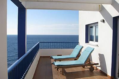 Apartamento de 2 habitaciones a 400 m de la playa Almería