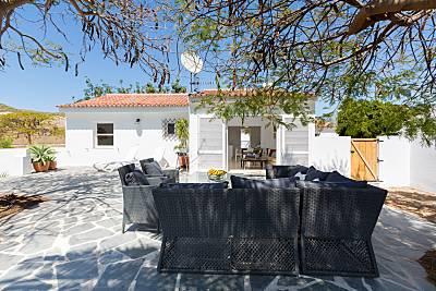 Villa para 5-6 personas a 2 km de la playa Tenerife