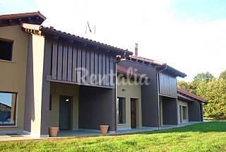 5 Appartements pour 2-27 personnes avec jardin privé Asturies