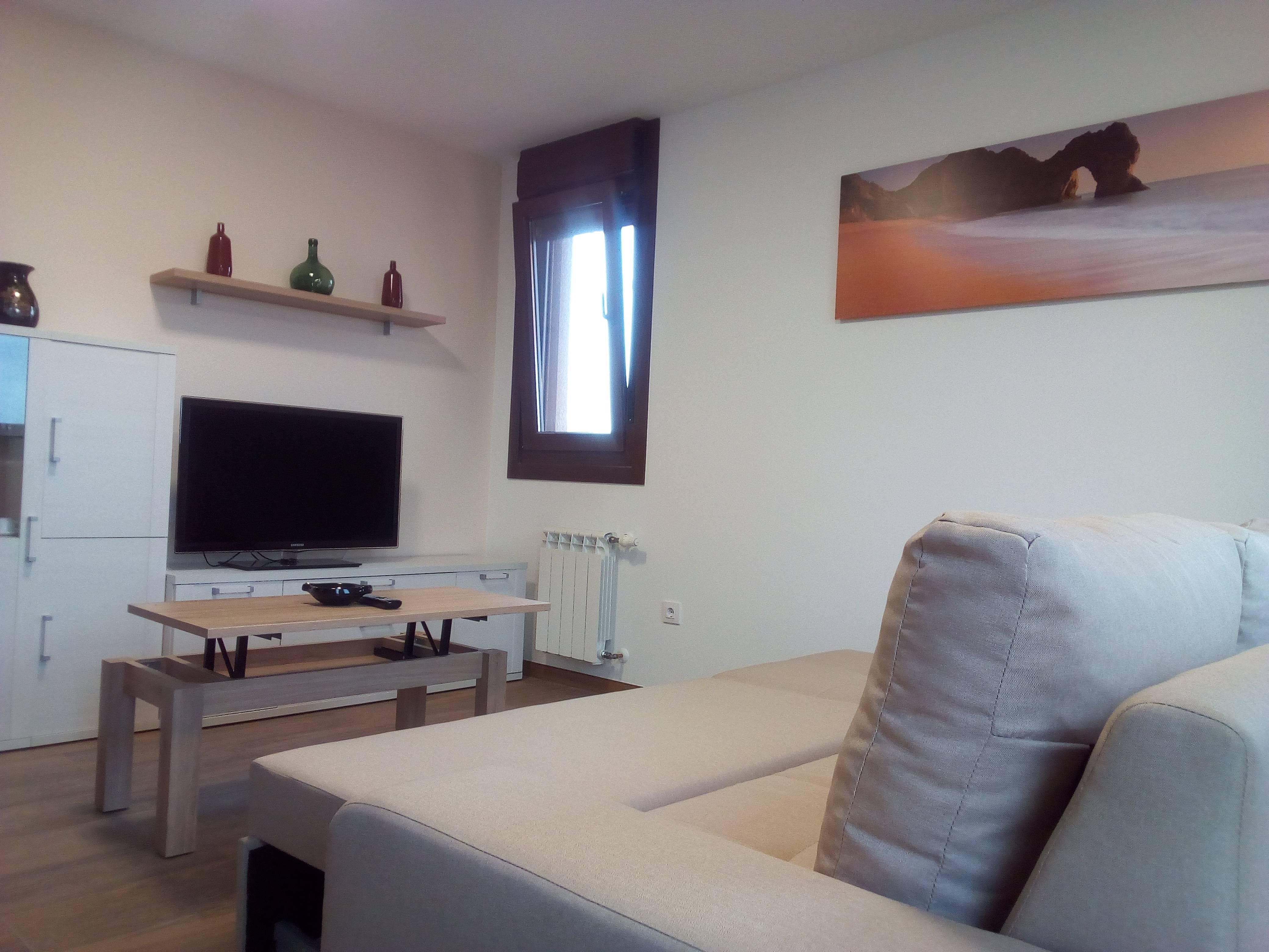 Apartamento en alquiler a 350 m de la playa coruxo vigo pontevedra camino de santiago de - Alquiler de apartamentos en vigo ...