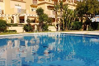 La Palmera golf/plage Malaga