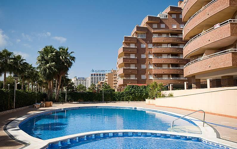 Apartamentos Piscina Castellón Oropesa del Mar/Orpesa Apartamento - Piscina