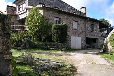 Casa para 6-8 personas con piscina Madrid
