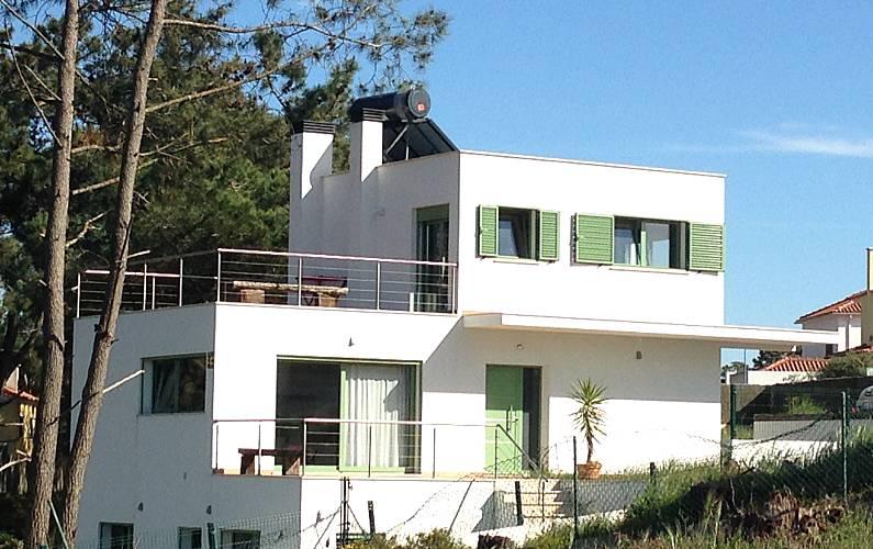 Vivenda Exterior da casa Setúbal Sesimbra vivenda - Exterior da casa