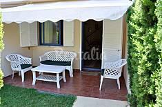 Casa de 2 habitaciones a 450 m de la playa Huelva