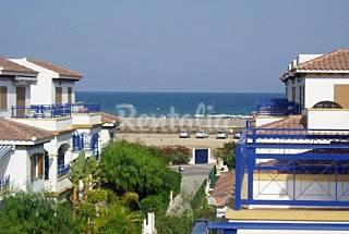 Ático en primera línea de playa Almería