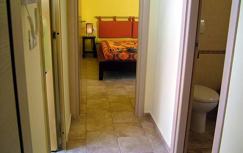 Villa Interior del aloj. Lecce Gallipoli villa - Interior del aloj.