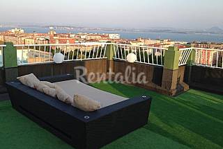 Apartment with 3 bedrooms in the centre of Santander Cantabria