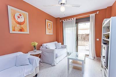Apartamento 4-9 pax em Jerez de La Frontera centro Cádis