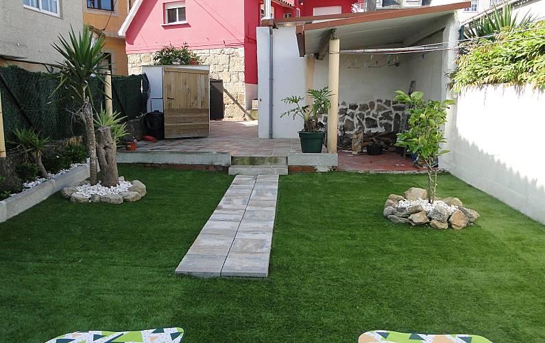 Casa para 7-8 personas a 2 km de la playa Pontevedra