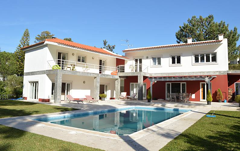 Vivenda para alugar a 1.6 km da praia Setúbal - Exterior da casa