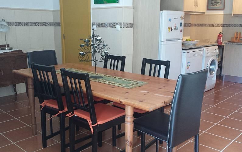 Casa Sala de Jantar Algarve-Faro Olhão casa - Sala de Jantar