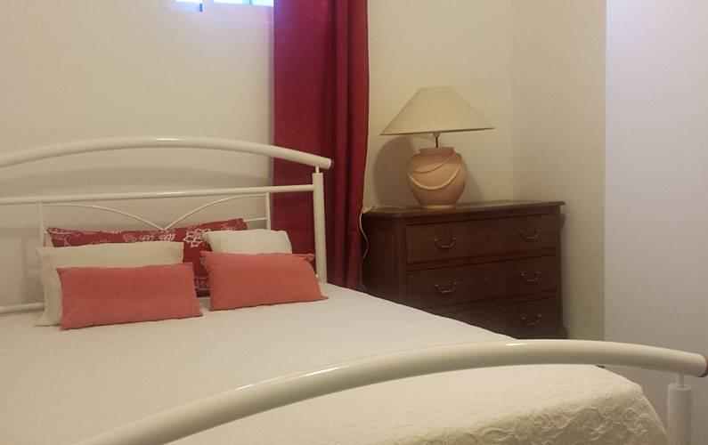 Casa Quarto Algarve-Faro Olhão casa - Quarto
