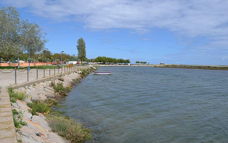 Apartamento para alugar a 200 m da praia Algarve-Faro - Arredores