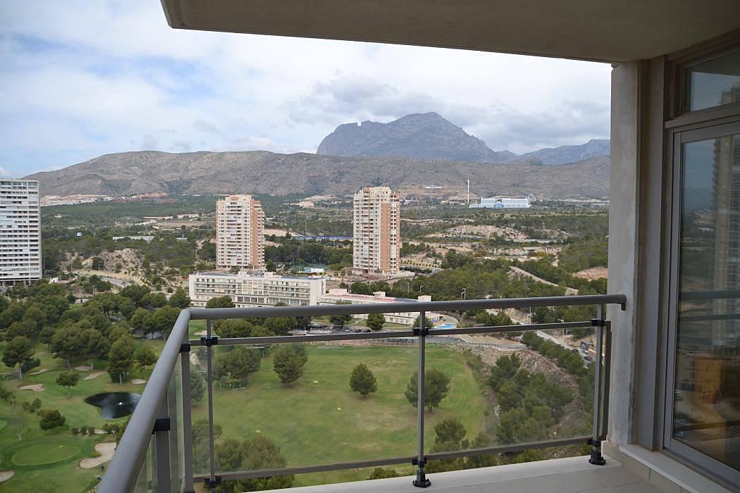Apartamento en alquiler a 1000 m de la playa benidorm alicante costa blanca - Apartamentos alicante alquiler ...