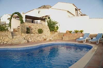 Casa para 1-4 personas en El Gastor Cádiz