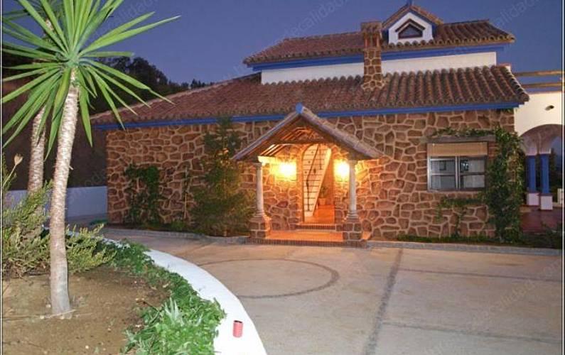Casa Cádiz El Gastor Casa en entorno rural -