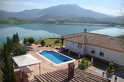 Villa para 1-8 personas en Viñuela Málaga