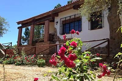 Casa para 1-8 personas en Calera de León Badajoz