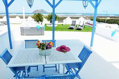 Villa en alquiler en La Oliva Fuerteventura