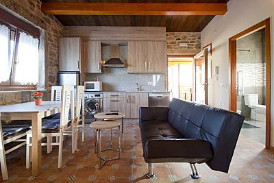 Casa en alquiler en A Moeira Lugo