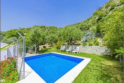 Villa para 1-6 personas en Montecorto Málaga