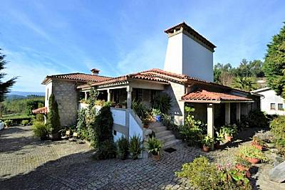 Casa para 1-14 pessoas em Chaves Coimbra