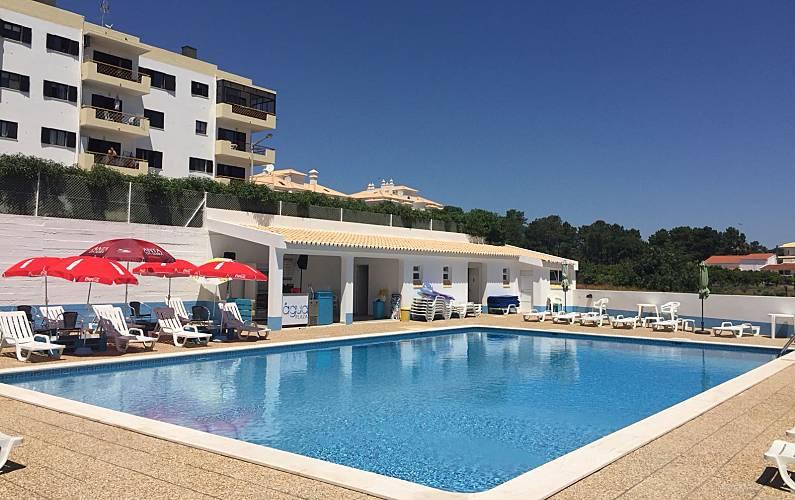 8 Apartments for rent only 500 meters from the beach Algarve-Faro - Swimming pool