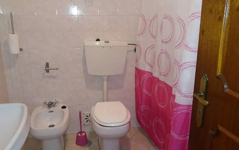 8 Casa-de-banho Algarve-Faro Albufeira Apartamento - Casa-de-banho