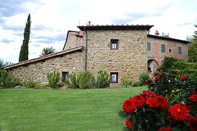 La cabaña de Arsoli. A las puertas del Chianti  Arezzo