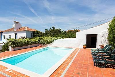 Wonderful Villa detached with pool, near Obidos Leiria