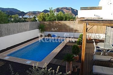 Casa higuera para 6 7 personas piscina propia for Piscinas almeria