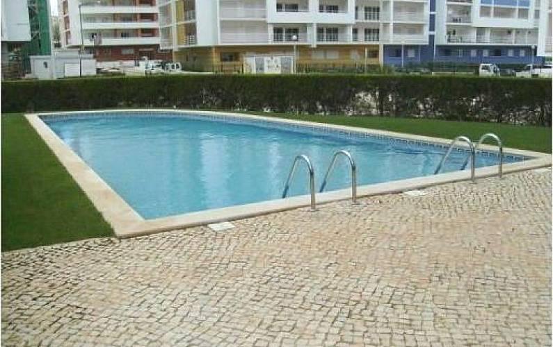 Praia da rocha, 4 pessoas, com piscina Algarve-Faro - Piscina