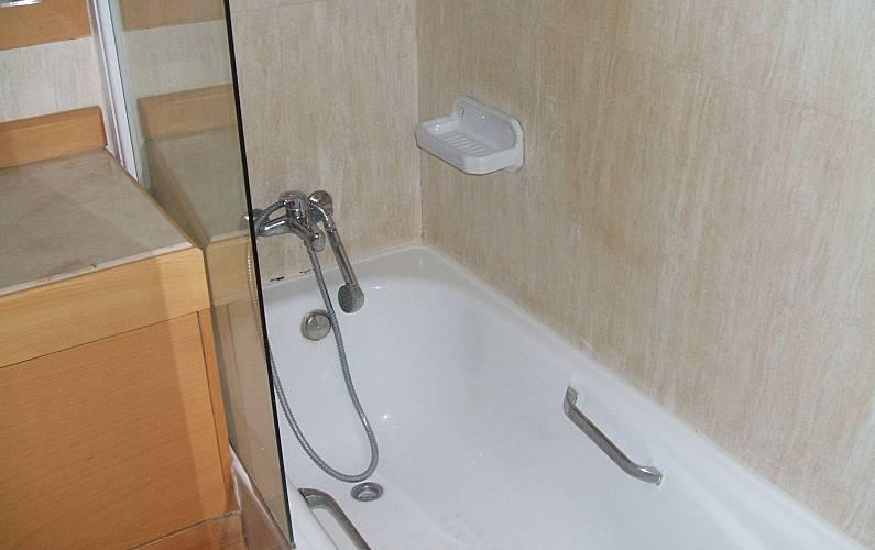 Praia Casa-de-banho Algarve-Faro Portimão Apartamento - Casa-de-banho