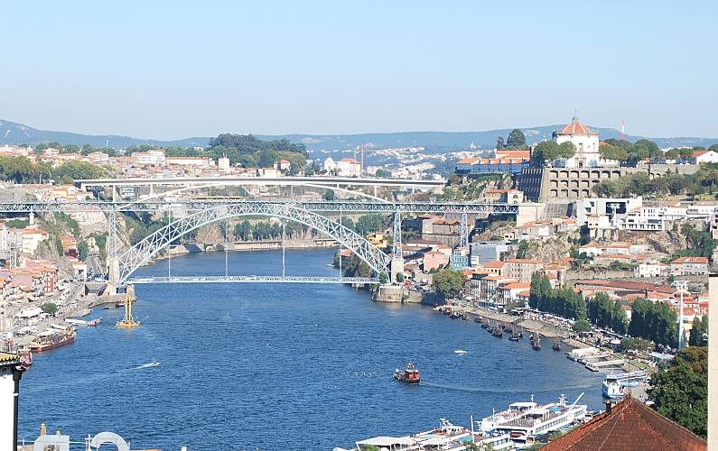NiceView - Porto and Douro River view apartment Porto - Views from the house