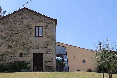 Casa para 12 pessoas em Guarda Guarda
