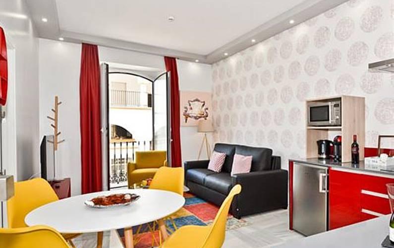 apartamento en alquiler en sevilla centro sevilla