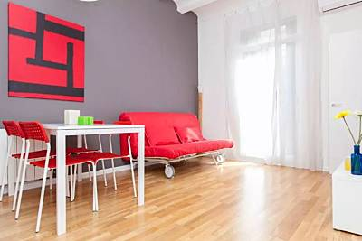 Apartamento para 1-6 personas en Barcelona centro Barcelona