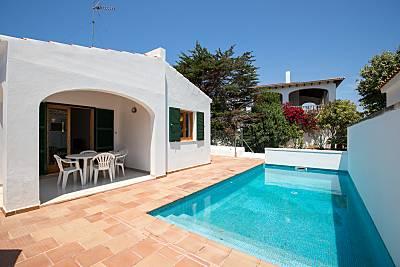 Villa de 3 habitaciones IDEAL PARA FAMILIAS Menorca