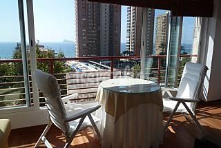Apartamento para 2 personas a 50 m de la playa Alicante