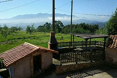 Casa para 6 personas a 3 km de la playa Asturias