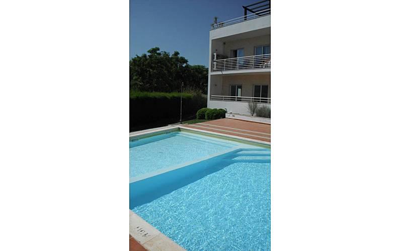 Modern Swimming pool Algarve-Faro Tavira Apartment - Swimming pool