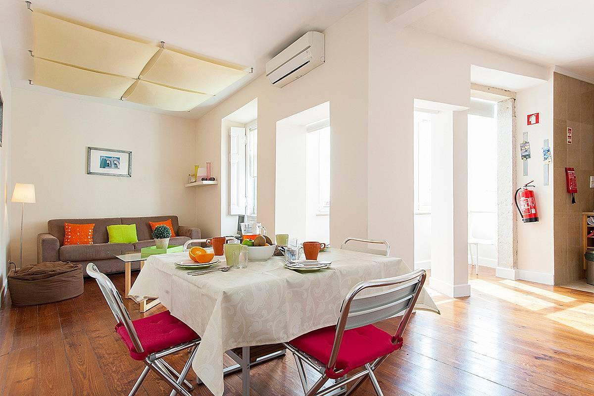 appartement en location lisbonne santa catarina lisbonne lisbonne c te de lisbonne. Black Bedroom Furniture Sets. Home Design Ideas