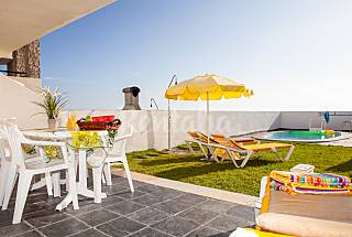Villas only 2 km  from the beach Gran Canaria